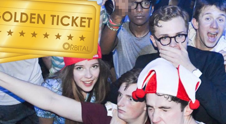 Golden Ticket: Have you got yours yet?