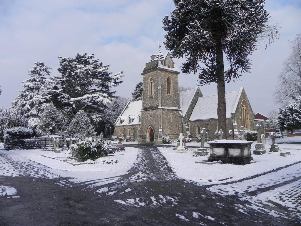 Englefield Graveyard