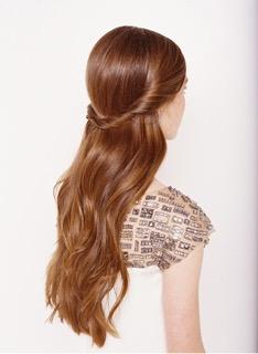 half-up-half-down-wedding-hairstyles-bridesmaids